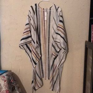 NWT Beautiful Long Kimono from Urban Outfitters